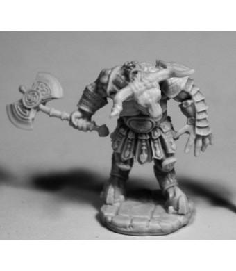 Reaper Miniatures Bones 77501 Minotaur RPG DandD Mini Figure