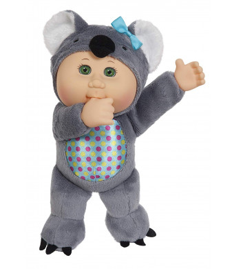 "Cabbage Patch Kids 9"" Libby Koala Zoo Cutie"