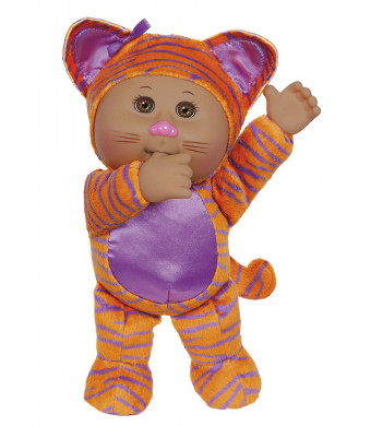 """Cabbage Patch Kids 9"""" Tallulah Tiger Zoo Cutie"""