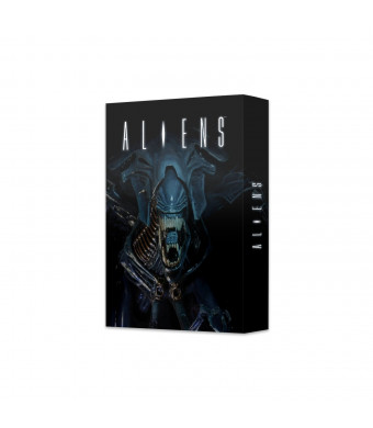 Aliens Playing Cards