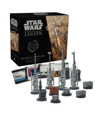Star Wars: Legion - Priority Supplies