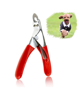 Creative Idear Stainless Steel Dog Cat Pet Nail Toe Claw Clippers Trimmers Scissors Cutter