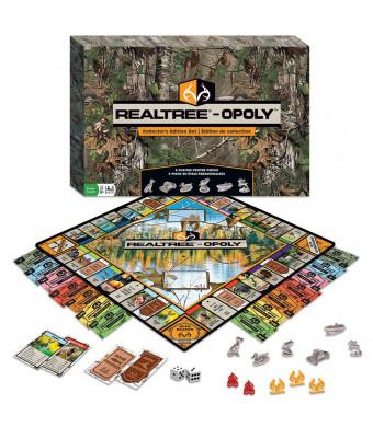 Realtree Opoly Collectors Edition Set