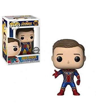 Funko Pop! Marvel Avengers Infinity War Iron Spider #305 (Unmasked)