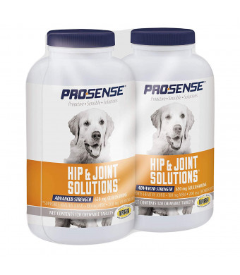 ProSense Joint Solutions, Advanced Strength, 2-120 Count