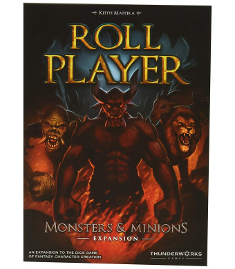 Thunderworks Games Roll Player: Monsters and Minions, Game