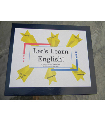 Let's Learn English! Let's Learn English!