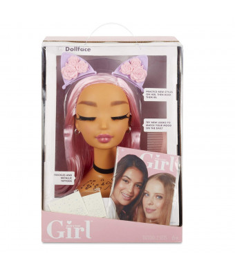 Who's That Girl Dollface, Multicolor