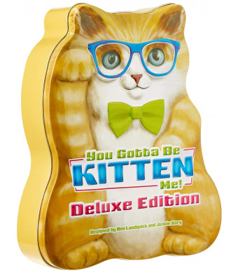 Ultra Pro You Gotta Be Kitten Me Deluxe Edition, Game