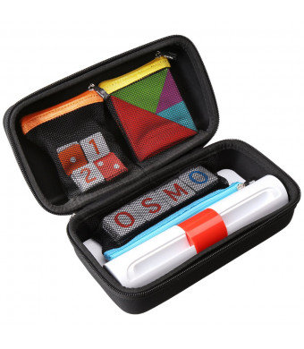 Aproca Hard Travel Storage Carrying Case Compatible Osmo Genius Kit (Black)