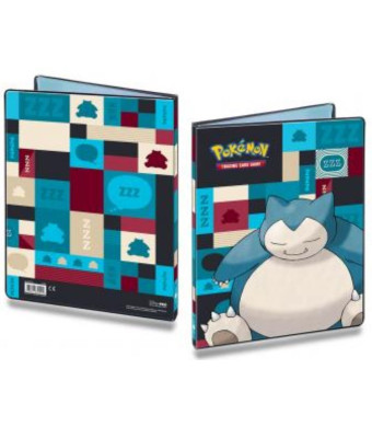 Ultra Pro Pokemon Snorlax 9 Pocket Portfolio Toy, Multicolor