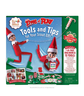 Elf on the Shelf Seapkit2 Scout Elves At Play, Blue