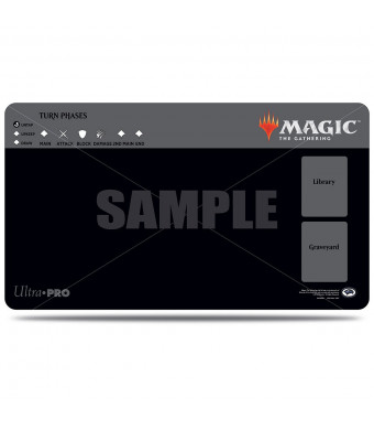 Ultra Pro Single Player Battlefield 2018 for Magic: The Gathering, Playmat
