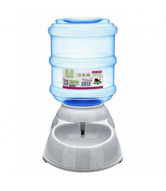 Cydnlive Pet Waterer Feeder,Pet Automatic Waterer,Pet Food Feeder and Water Dispenser,3.5L Food and Water Dispenser