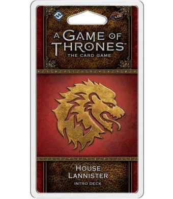 A Game of Thrones LCG Second Edition: House Lannister Deck