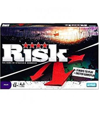 Hasbro Risk Reinvention