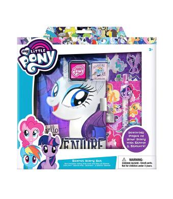 My Little Pony Secret Diary Set for Girls