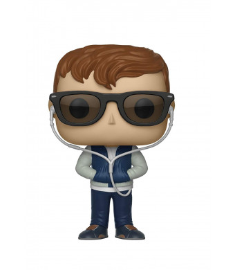 Funko POP! Movies: Baby Driver - Baby (Styles May Vary)