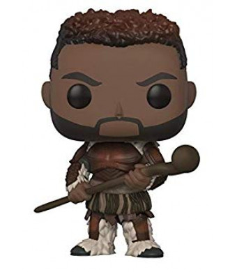 Funko Pop Marvel: Black Panther-M'Baku Collectible Figure, Multicolor