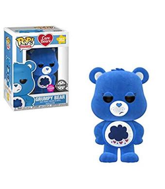 Funko Pop! Animation #353 Care Bears Flocked Grumpy Bear (Box Lunch Exclusive)