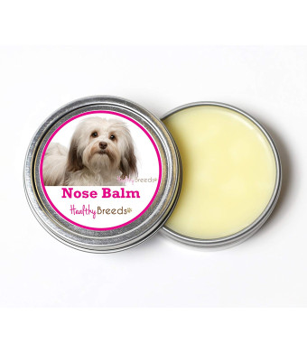 Healthy Breeds Elbow Nose and Paw All-Natural Butter Balms - Over 200 Breeds - Organic Oils to Hydrate and Heal - Unscented Formula - 2 oz