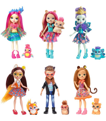 Enchantimals Natural Friends Collection Doll (Amazon Exclusive)