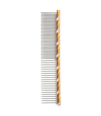 armistore 6.3-9.8 Inch Stainless Steel Comb for Dogs Grooming Hair_ Smooth Strong
