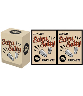 Legion Supplies Deck Box Salty and 100 Matte Finish Sleeves