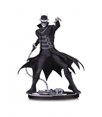 DC Collectibles Batman Black and White: The Batman Who Laughs Resin Statue