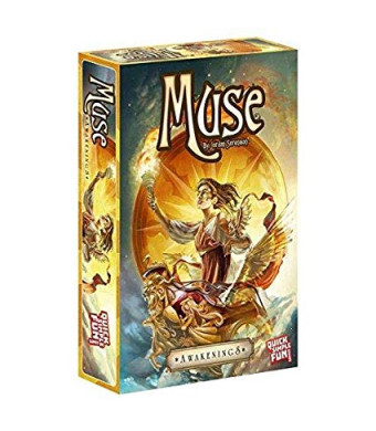 Muse: Awakenings Card game