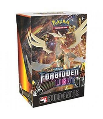 Pokemon Forbidden Light Build and Battle Kit