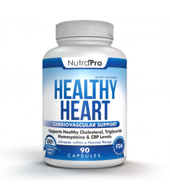 Healthy Heart - Heart Health Supplements. Artery Cleanse and Protect. Support Arteries From Plaque Damage. Cholesterol And Triglyceirde Lowering. GMP Certified