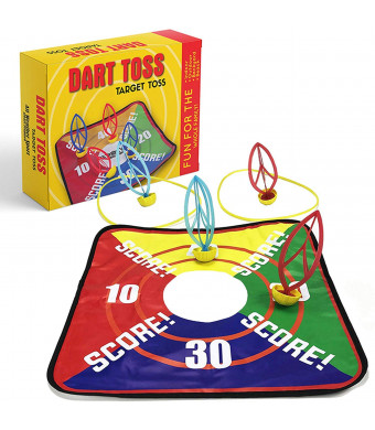 Lawn Darts   Dart Toss   Target Toss   Garden, Lawn, Yard, Beach, Outdoor, Indoor and Backyard Games   This Toy is Perfect for all Ages   Fun for the Whole Family   Outdoor Tossing Game   Toys