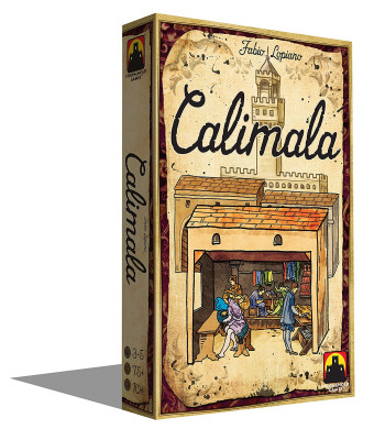Stronghold Games Calimala Game