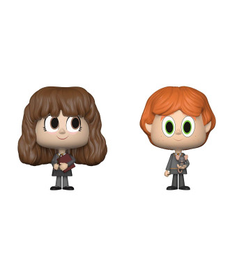 Funko Vynl: Harry Potter - Ron and Hermione 2 Pack, Multicolor