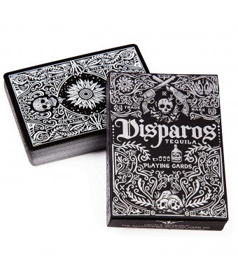 Ellusionist Disparos Tequila Playing Cards by Prohibition Series