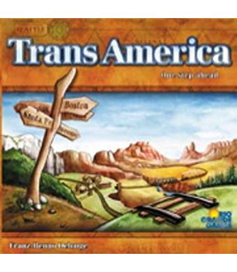 Board Games - Assorted Rio Grande Games Trans America (2015 Edition) SW
