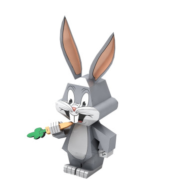 Fascinations Metal Earth Looney Tunes Bugs Bunny 3D Metal Model Kit