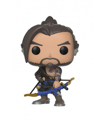Funko Pop Games: Overwatch - Hanzo Collectible Figure, Multicolor