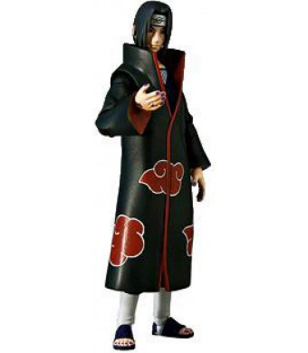 Naruto Shippuden: Itachi 4 inch Poseable Action Figure by Toynami