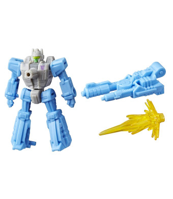 Transformers Generations War for Cybertron: Siege Battle Masters Wfc-S3 Blowpipe Action Figure Toy