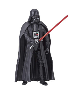 """Star Wars Galaxy of Adventures Darth Vader Action Figure 3.75"""" and Mini Comic"""