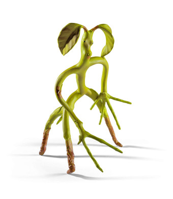 The Noble Collection Bendable Bowtruckle Pickett