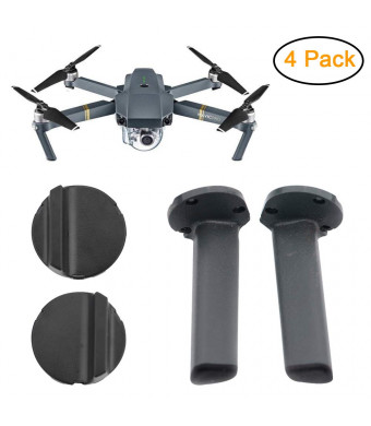 DJI Mavic Pro Accessories Original Left/Right Front/Back Arm Landing Gear Repair Replace Parts for Drone (Set of 4)