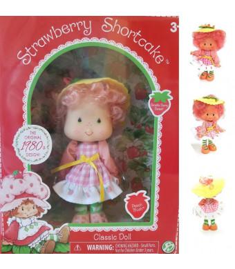 Strawberry Shortcake Classic Doll - Peach Blush - 6 inch