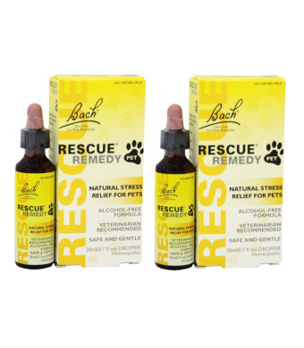 Bach Rescue Remedy Pet MegaPACK 2Pack (20ml)