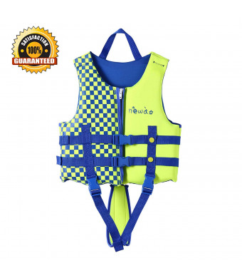 FORNY Kids Life Jacket Children Watersport Classic Series Swim Vest