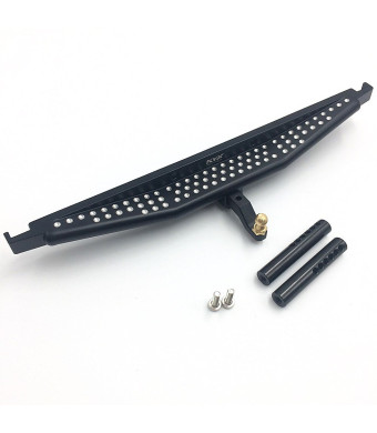 KYX Racing Alloy Rear Bumper for 1/10 RC Crawler TRX-4