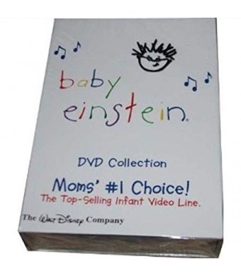 Baby Einstein: Complete Series DVD Box Set