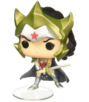 Funko Pop! DC Heroes #238 Wonder Woman Flashpoint (Hot Topic Exclusive)